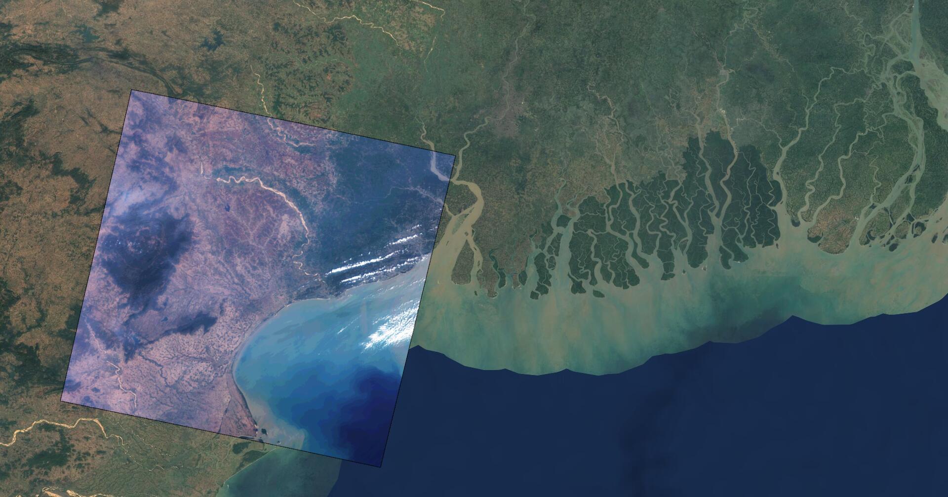 Blog post: Explore GeoTIFFs like Landsat 8 scenes with COG-Explorer in the browser